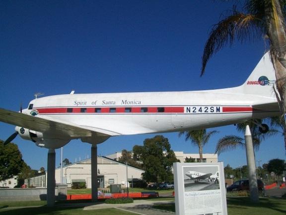 DC-3 Spirit of Santa Monica