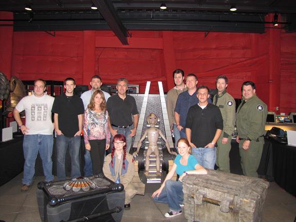 Stargate Auction Seattle - Thor & Propworx Team