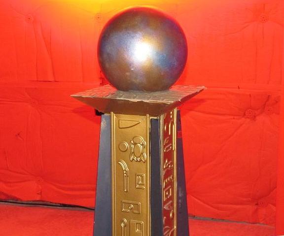 Propworx Stargate Auction 763: Goa'uld Pedestal!