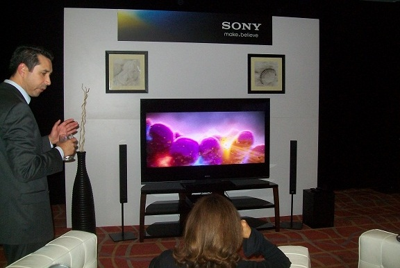 Sony XBR-60-LX 3D Home Entertainment!