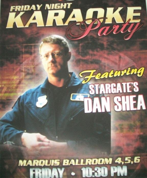 TriCon 2010 - Karaoke with Dan Shea!