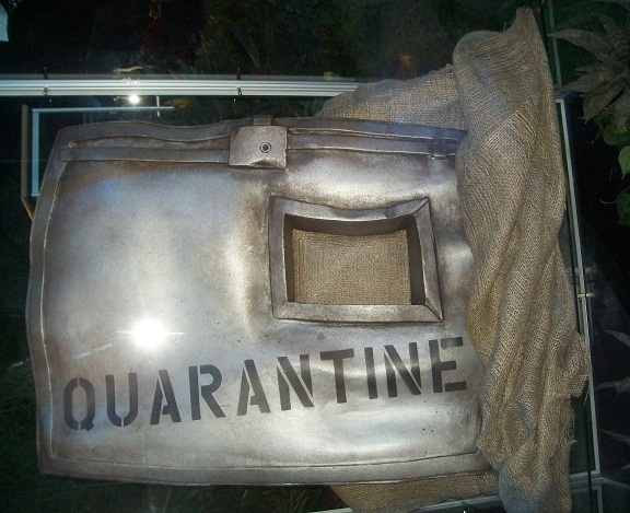 Lost Auction Quarantine Area by Profiles in History & ABC
