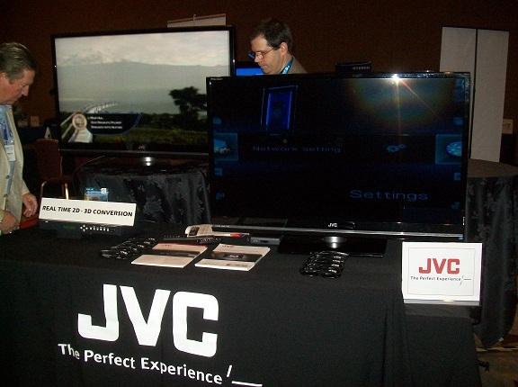 JVC 3D Home Entertainment Systems!