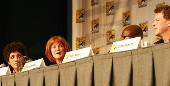 Comic-Con 2010 The Fringe Panel