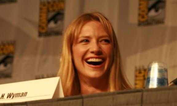 Comic-Con 2010 Anna Torv on The Fringe Panel
