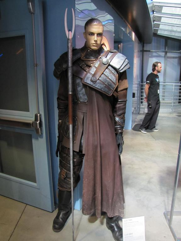 Tomin's Ori Warrior Costume at Stargate Auction!