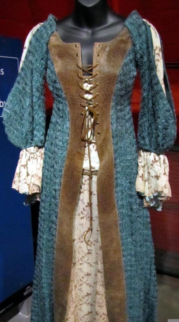 Vala's Villager Costume at MGM Stargate Auction!