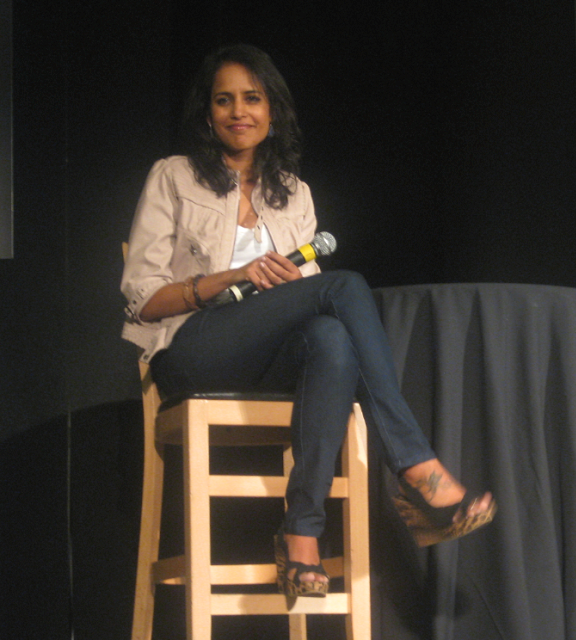 Agam Darshi at The Sanctuary Experience 2010!