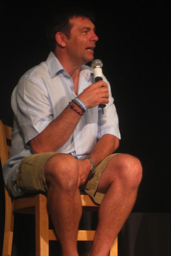 Martin Wood at Sanctuary Experience 2010!
