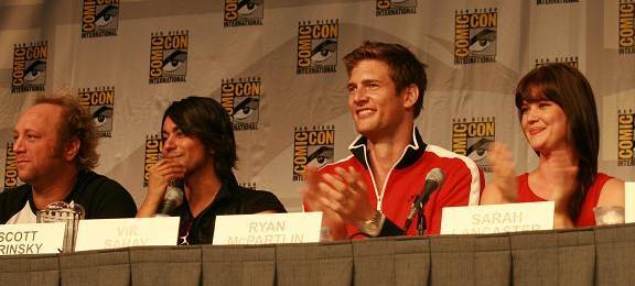 Comic-Con 2010 - Scott, Vik, Ryan & Sarah!