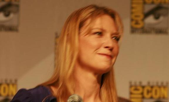 Comic-Con 2010 Anna Torv at Fringe Panel!