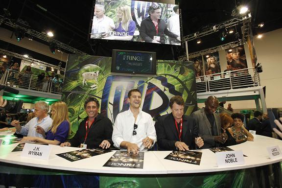 Comic Con 2010, Warner Bros. events, San Diego, CA