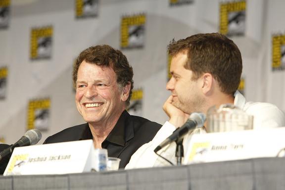 Comic Con 2010, Warner Bros. Fringe, San Diego, CA