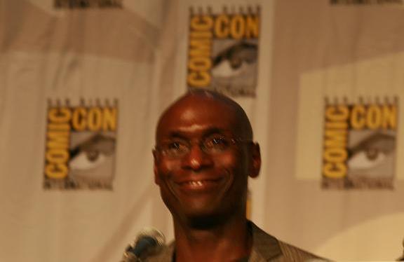 Comic-Con 2010 Lance Reddick on Fringe Panel
