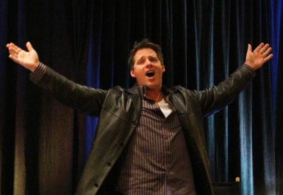 TriCon 2010 - Ben Browder exhorts innuendo!