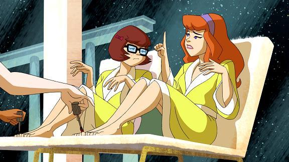 Scooby-Doo Mystery Inc - Ladies in The Secret Serum