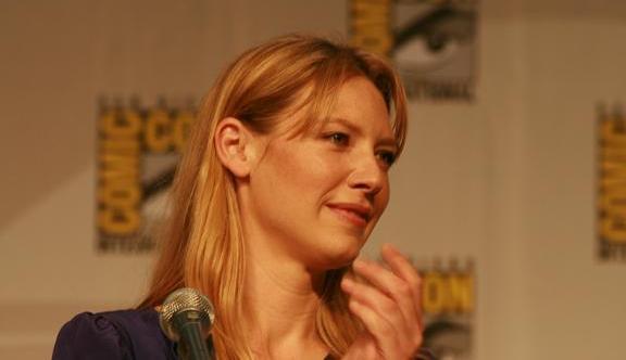 Comic-Con 2010 Anna Torv Fringe Panel