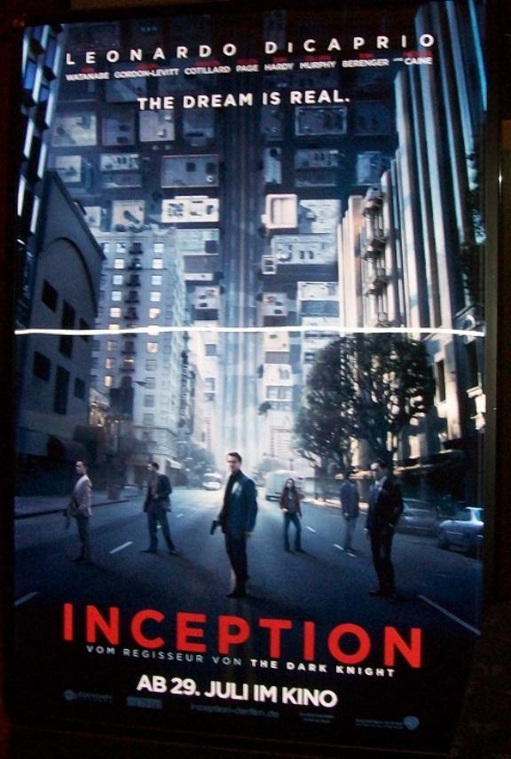 Inception 3D!
