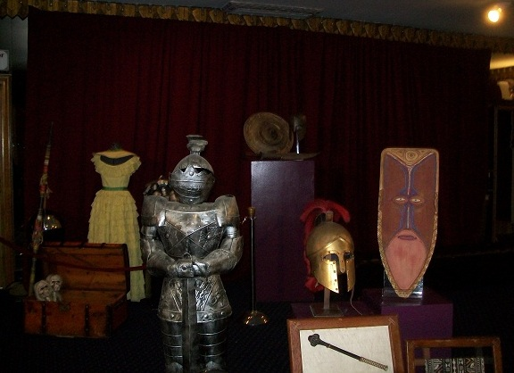 Rare artifacts on display at Hollywood Aucxtion 43!
