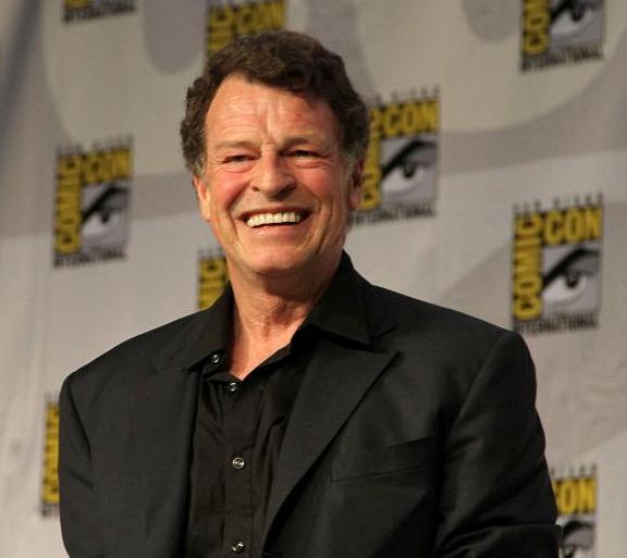 Comic-Con 2010 John Noble Fringe Panel SDCC, CA