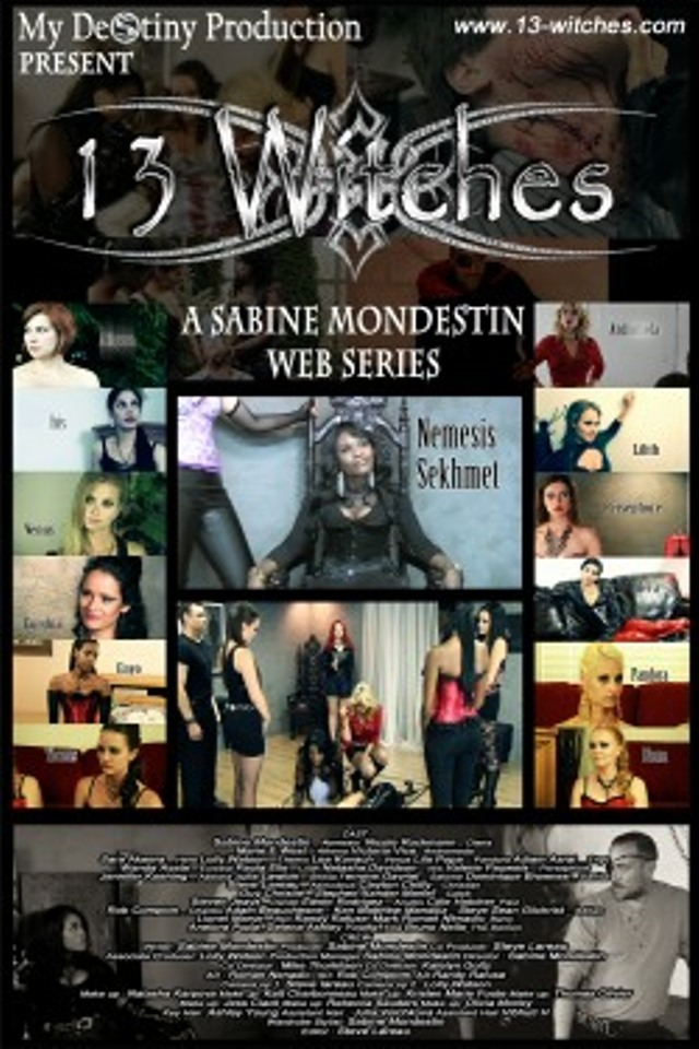 13 Witches - Banner - Visit and learn more at the official web site!