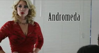 13 Witches - Victoria Vice as Andromeda