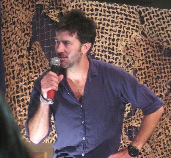 2009-Chicago -Joe Flanigan