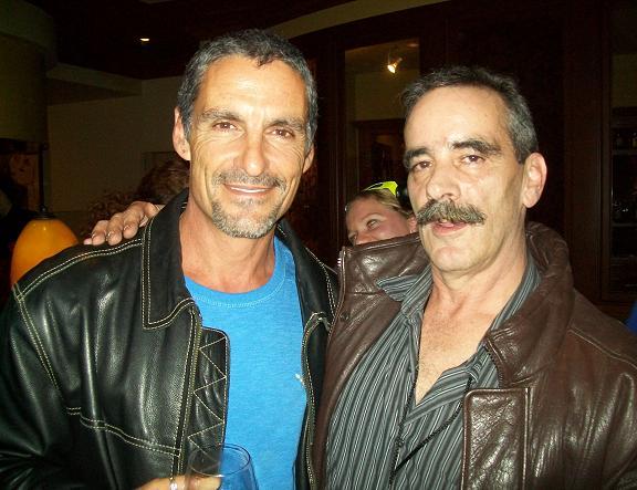2009 LA SGCon Cliff and Kenn