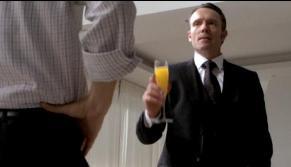 2010 - Caprica - Tom Virgis Toasts to Daniel
