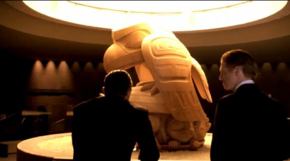 2010 - Caprica - Virgis and Daniel Meet