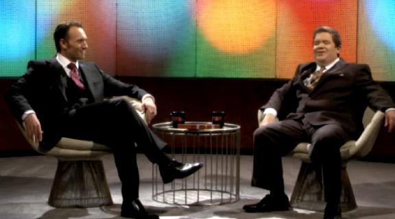 2010 - Caprica - Virgis on the Sarno Show