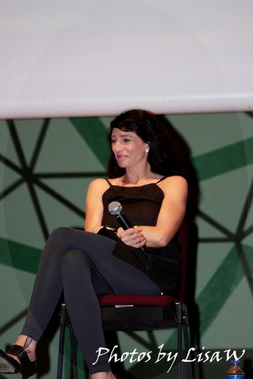 2010 - Hubcon - Claudia Black courtesy of PagaX Lisa