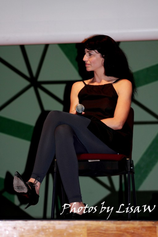 2010 - Hubcon - Claudia Black courtesy PaganX Lisa