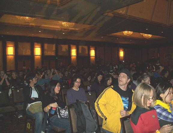 2010 SF Star Trek Sold Out Sunday. Click & visit Creation Ent!