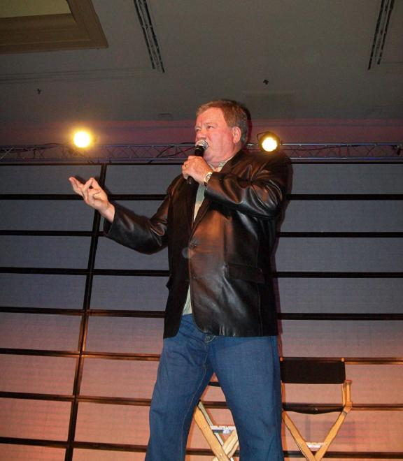 William Shatner Shares Near Death Experience!