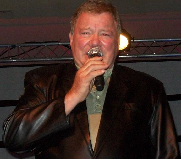 Up Close and Personal with William Shatner!