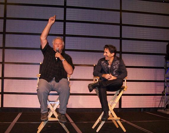 Gary Lockwood and Adam Malin of Creation