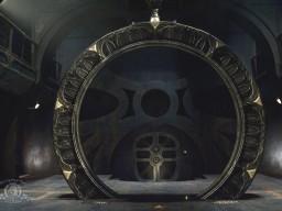 2010 SGU MGM The Stargate at Bridge Studios!