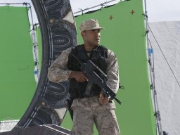 2010 SGU Sgt. Greer at the Gate Courtesy MGM Studios