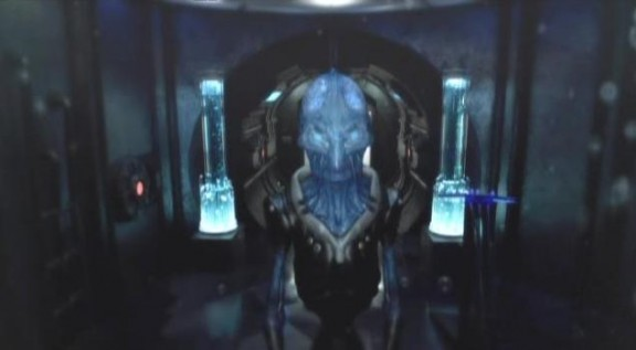2010 SGU S1x11 Space - Awesome Aliens by Mark Savela