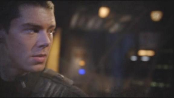 2010 - SGU S1x11 - Space - Brian J. Smith as Lt. Scott