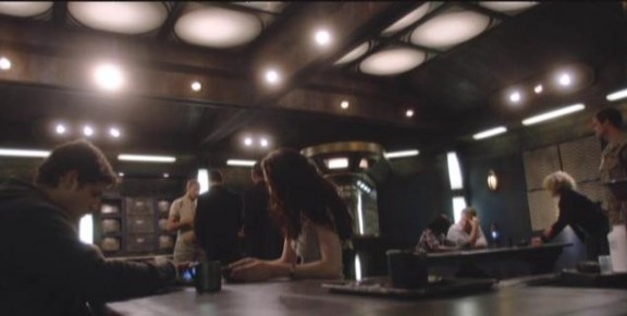 2010 - SGU S1x11 - Space - Crew Lunch