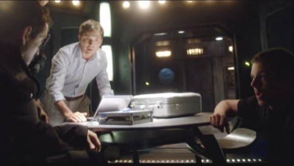 2010 - SGU S1x11 - Space - Crew in Action