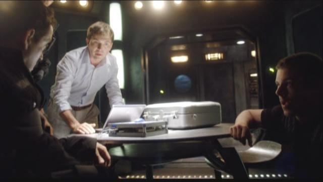 """Stargate Universe: """"Space"""" Pre Review Number Three"""