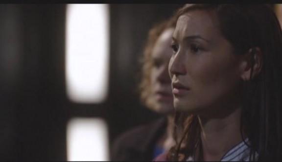 2010 SGU S1x11 Space - Jennifer Spence as Dr. Lisa Park