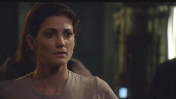 2010 SGU S1x11 Space - Julia Benson as Lt. James
