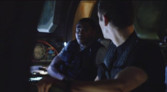 2010 SGU S1x11 Space -Lt. Scott and Greer search