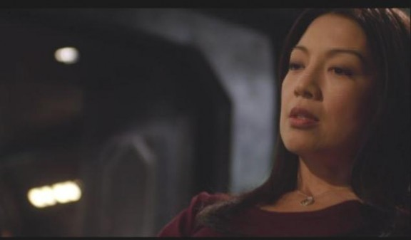 2010 - SGU S1x11 - Space - MingNa as Camile Wray
