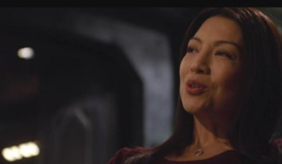 2010 SGU S1x11 Space - MingNa as Camile Wray
