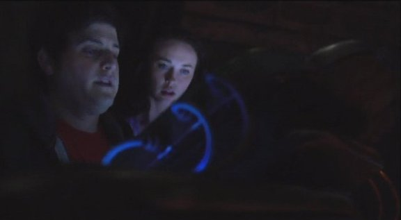 2010 SGU S1x12 Divided - Chloe and Eli at Control Panel